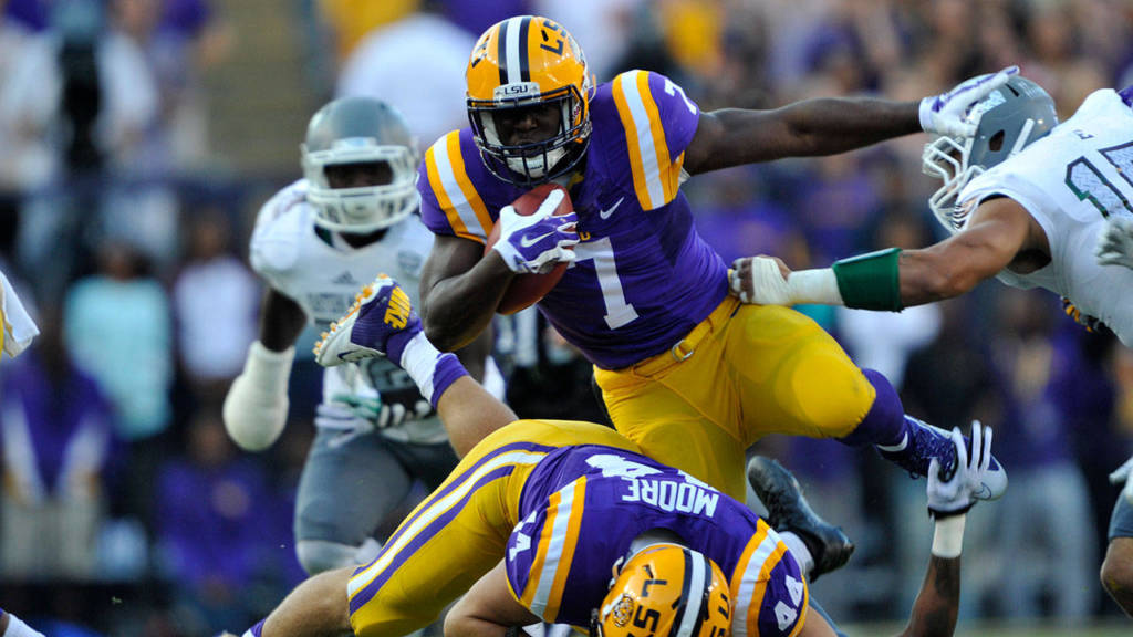 Fournette Rolls Up 233 Yards in 44-22 Win