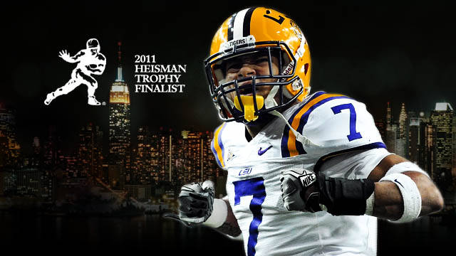 Mathieu a Heisman Finalist, Invited to NYC