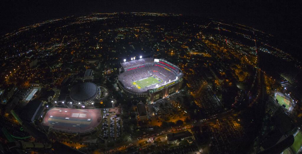 Saturday Night in Tiger Stadium