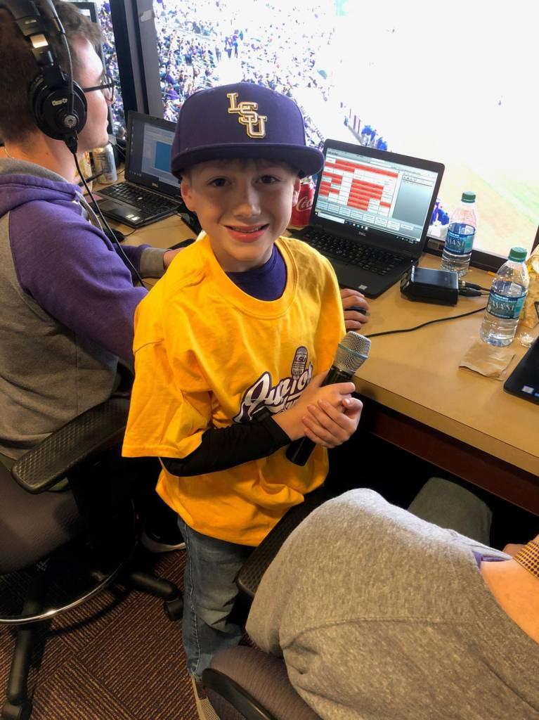 Junior Announcer March 7, 2020