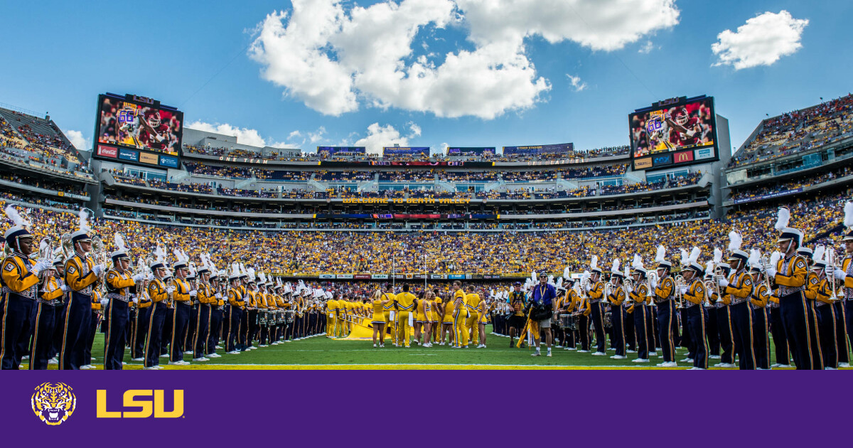 Heritage and Songs of LSU
