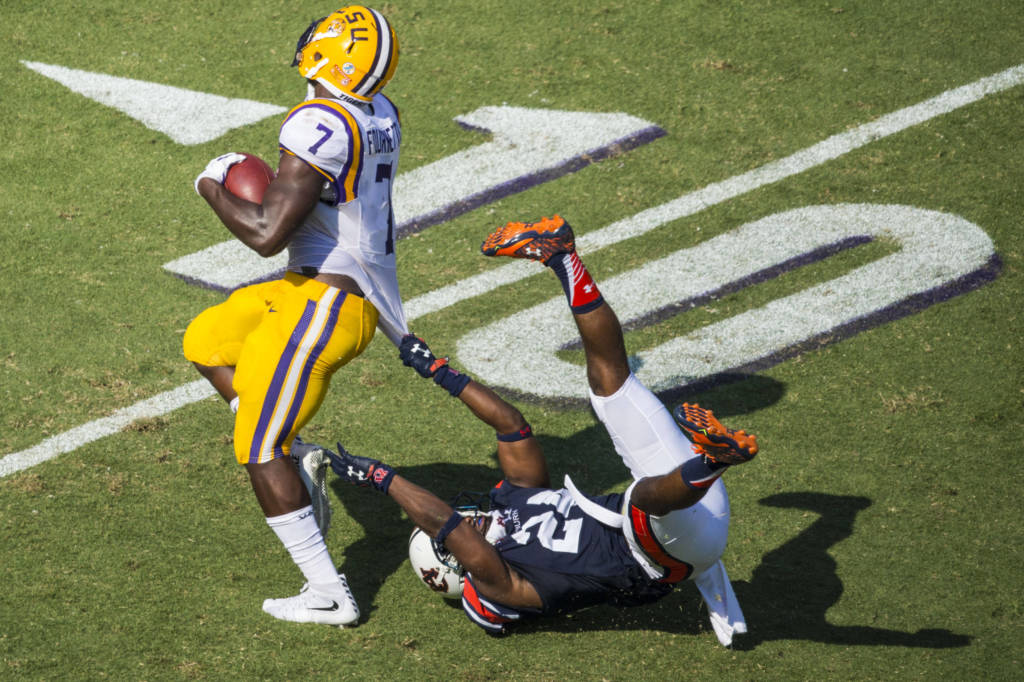 What They're Saying About Leonard Fournette