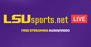 LSUsports.net Live Events