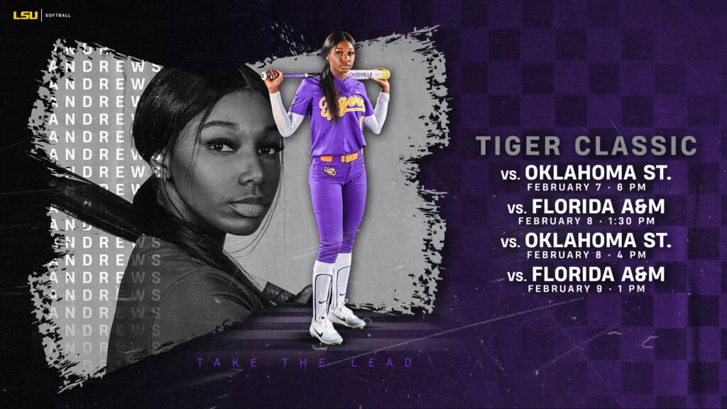 Tiger Classic 2020 Schedule