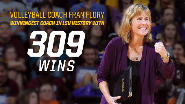 Flory Earns Record Win as Tigers Sweep Rebels