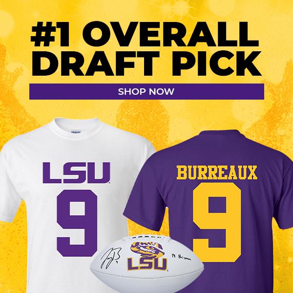 Joe Burrow - Fanatics No. 1 Draft Pick
