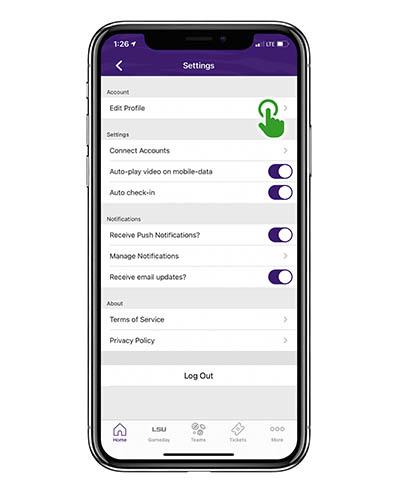 App Screenshot 5 - Ring Giveaway