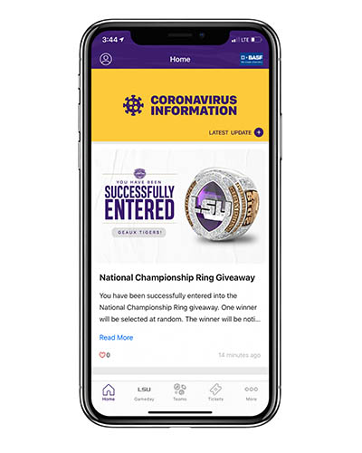 App Screenshot 6 - Ring Giveaway