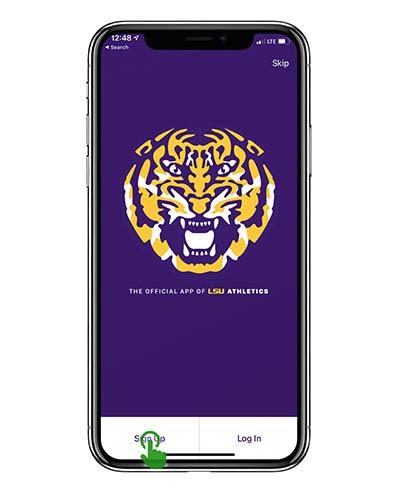 App Screenshot 1 - Ring Giveaway
