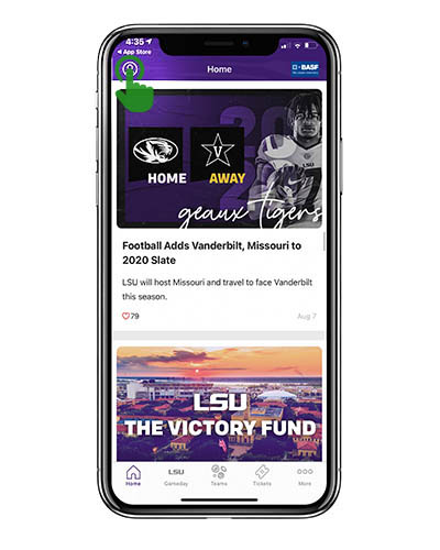 App Screenshot 3 - Ring Giveaway