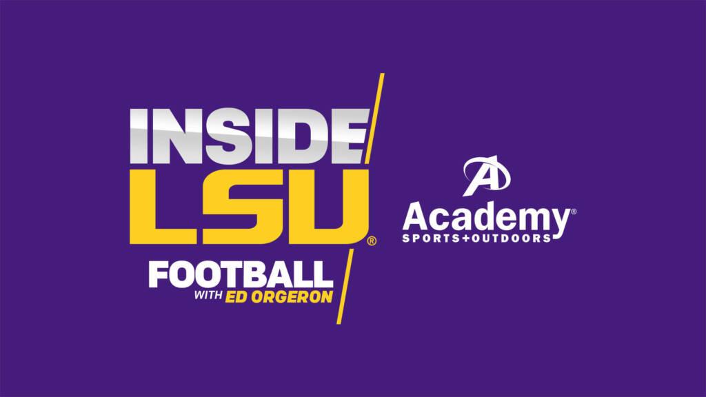 Inside LSU Football with Ed Orgeron (2018)