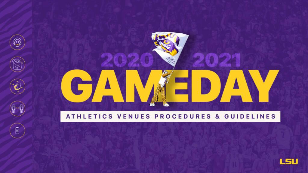 Game Plan for Gameday - 2020-21 LSU Athletics