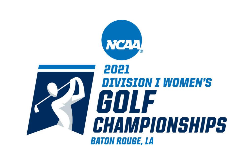 2021 NCAA Womens Golf Championships - Baton Rouge Logo
