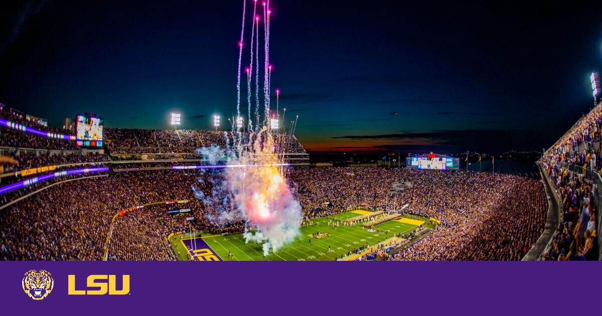 Tiger Stadium 2021 COVID-19 Protocols Announced – LSU