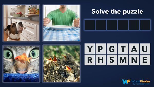 4 pics in 1 puzzle