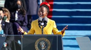 Youth Poet Laureate Amanda Gorman inauguration U.S. President Joe Biden 2021