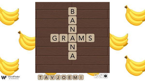 bananagrams online game in browser