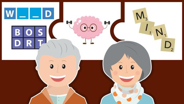 Word games for seniors to boost brainpower