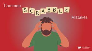 man upset at scrabble mistakes