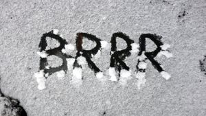 Brrr: Useful words without vowels