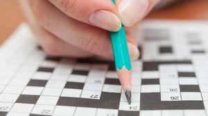solving crossword puzzle