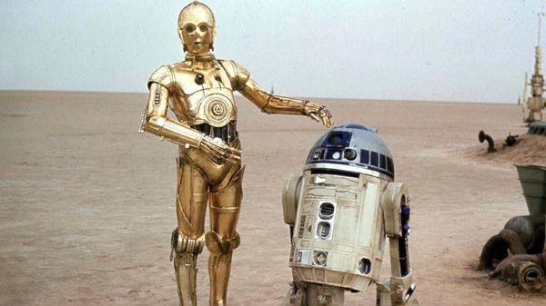 droid Star Wars Word