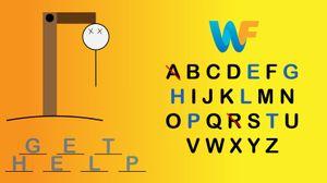hangman game with WordFinder solver