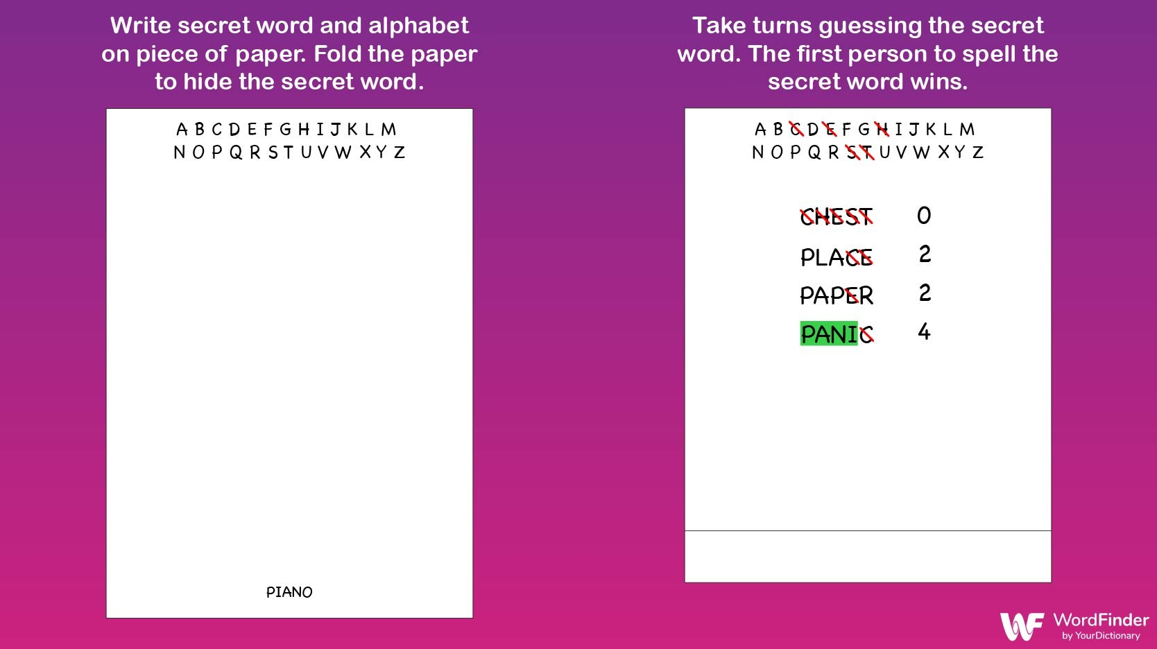 jotto word game explained