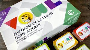 kickstarter board game vowl
