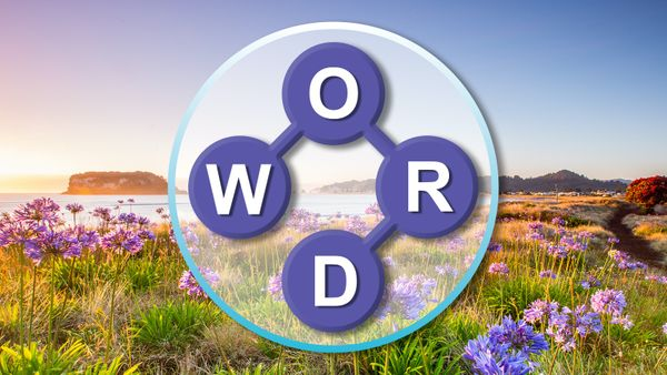 Word games like Wordscapes