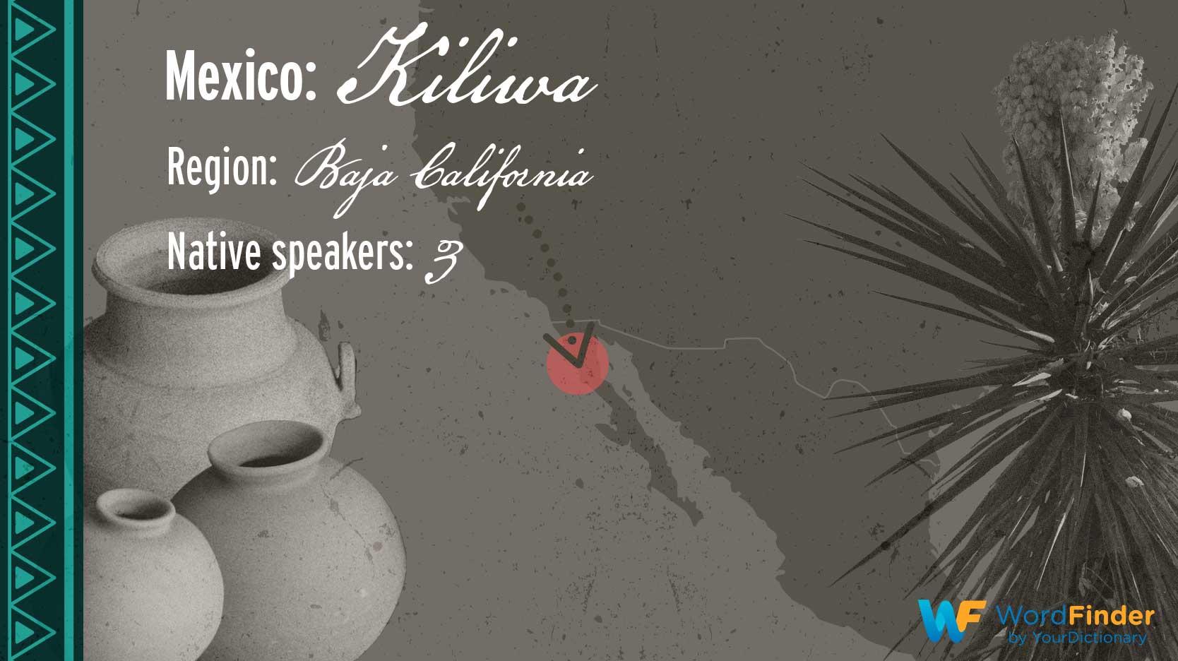 endangered language kiliwa mexico