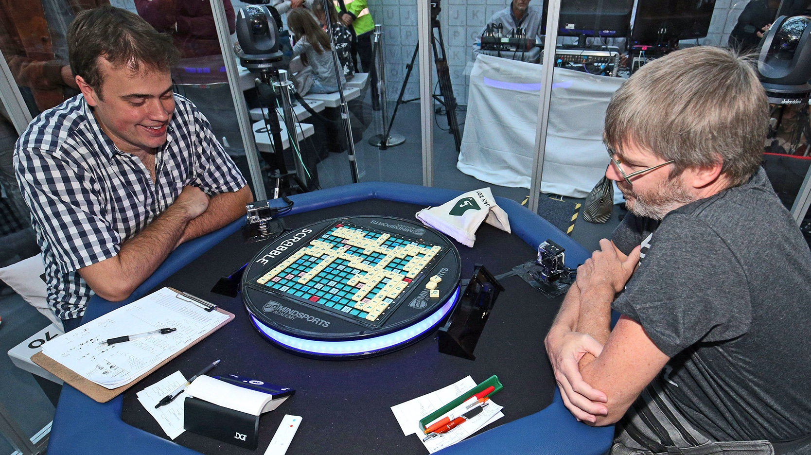 Nigel Richards Scrabble World Championship 2018