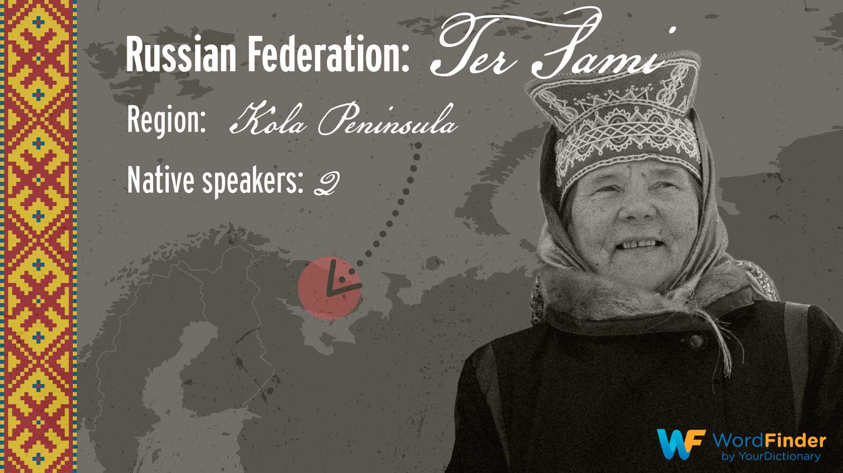 endangered language ter sami russian federation