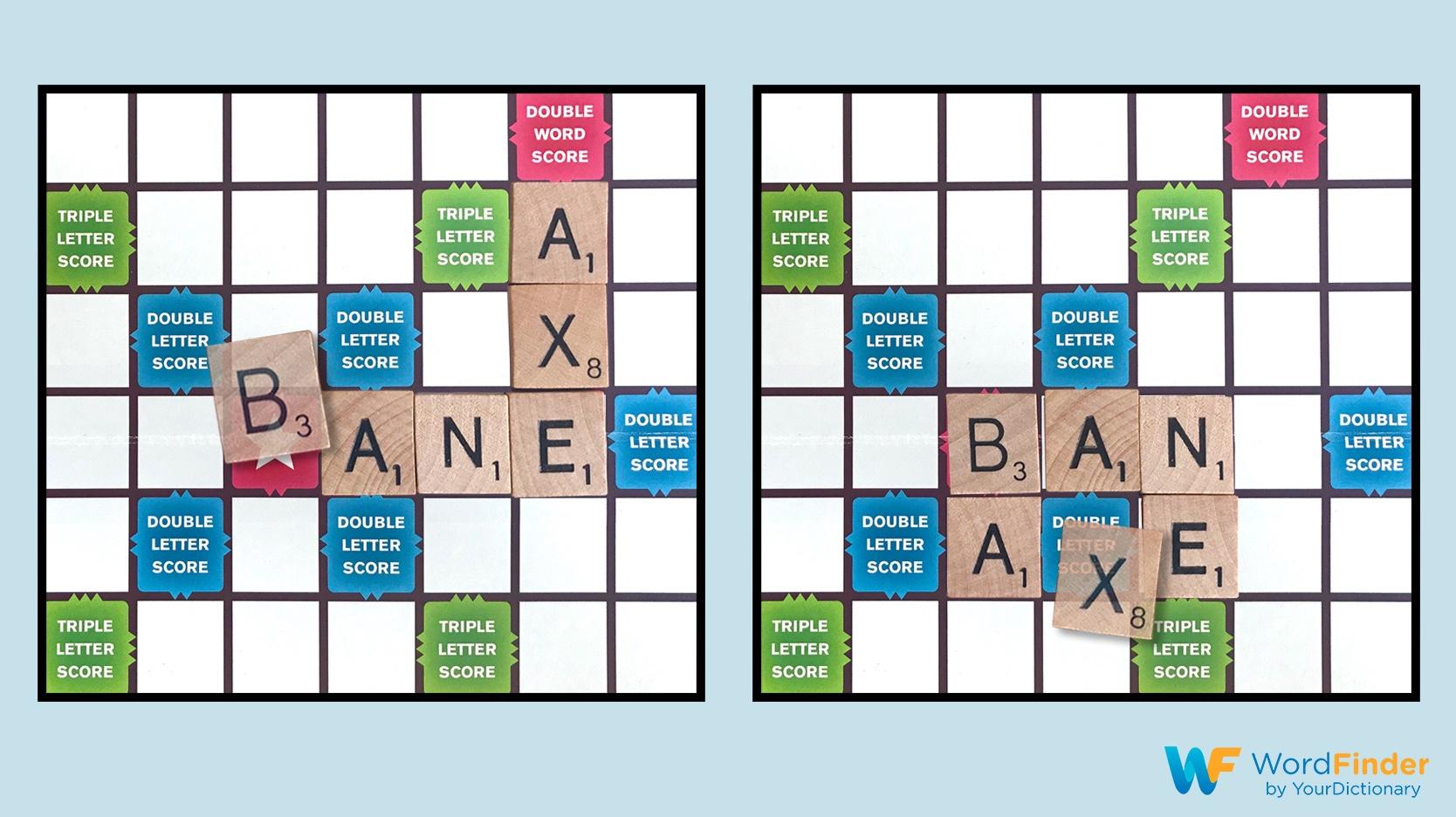 scrabble boards parallel play