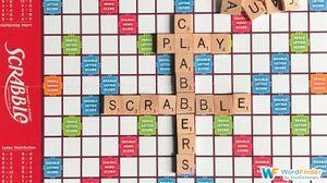scrabble clabbers game board