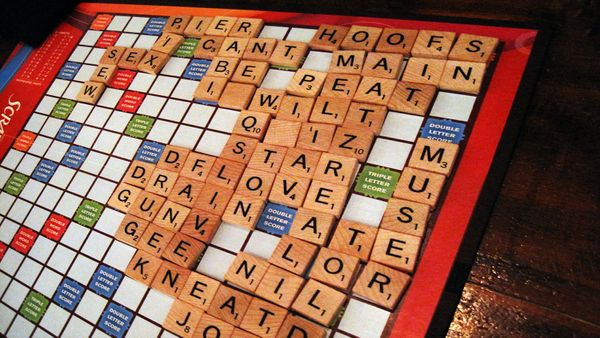 Risk a challenge in Scrabble