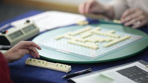 scrabble players competition