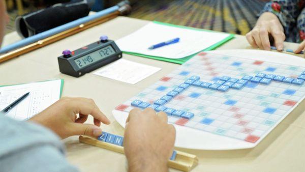 Scrabble Tournament (NASPA/Patty Hocker - Photo courtesy of NASPA)