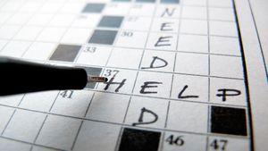Crossword puzzle help