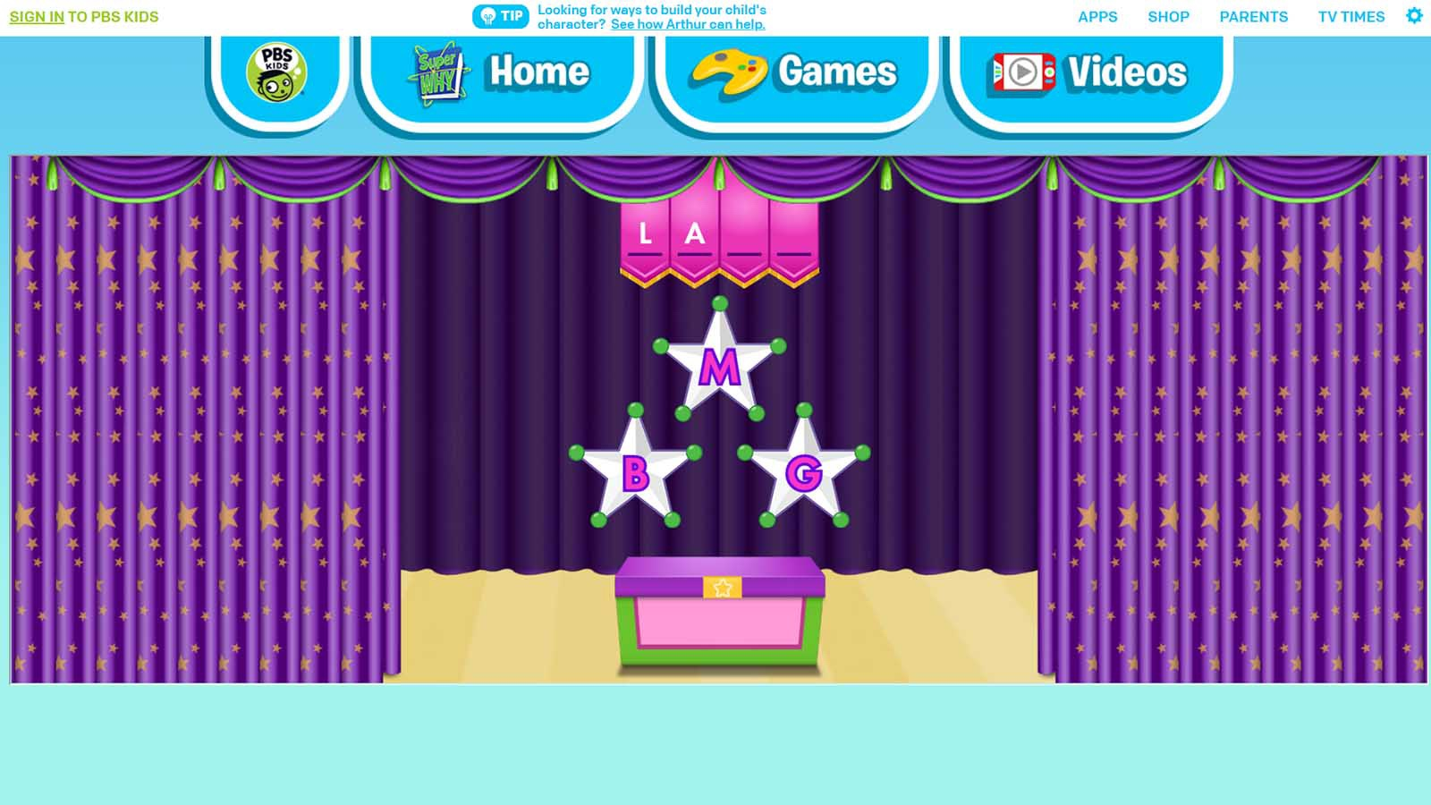online word game kids Spectacular Spelling Play game