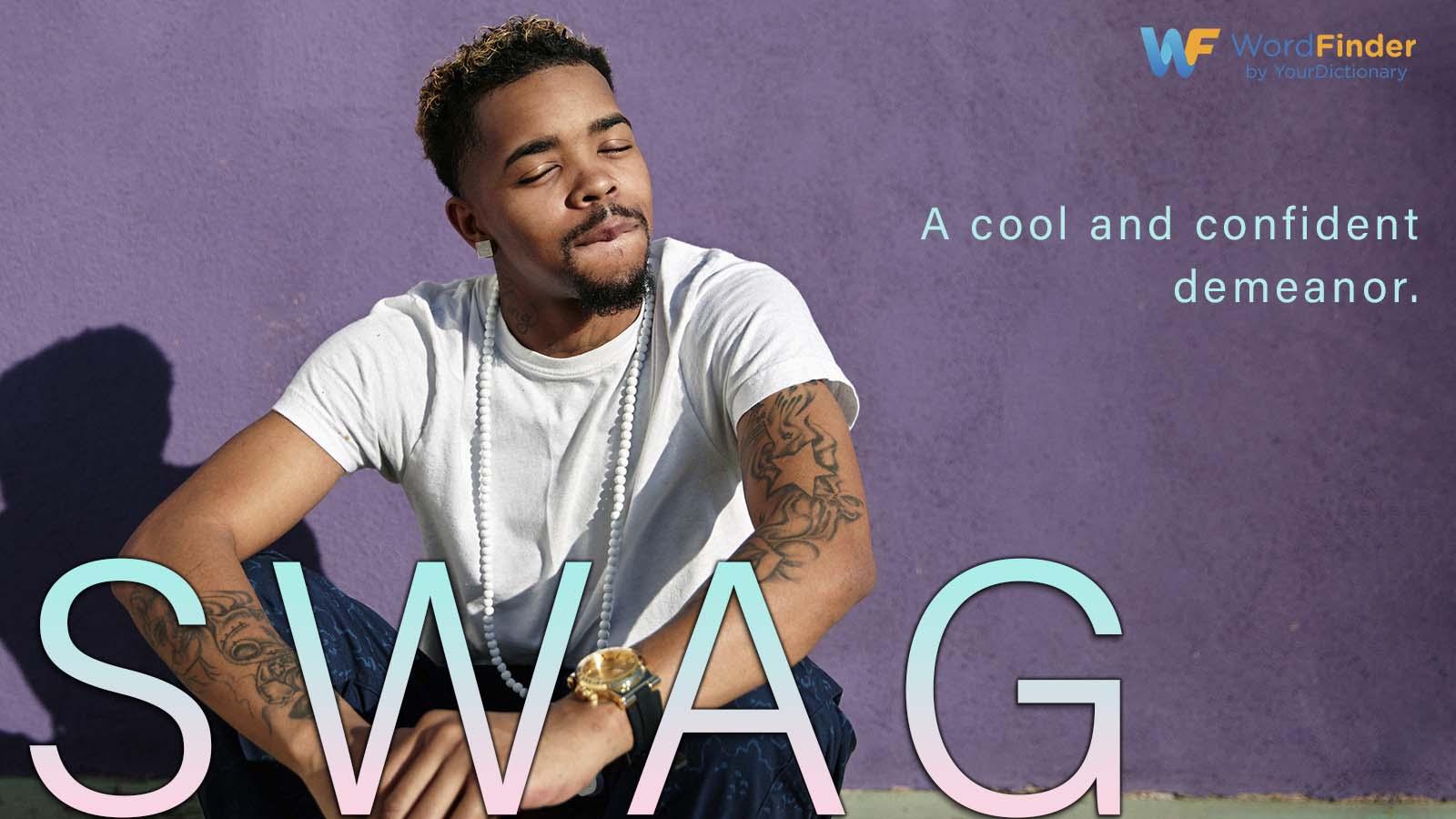 swag slang definition