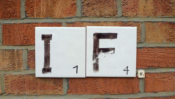 2-letter Scrabble word