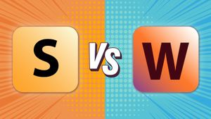 Scrabble Go versus Words With Friends