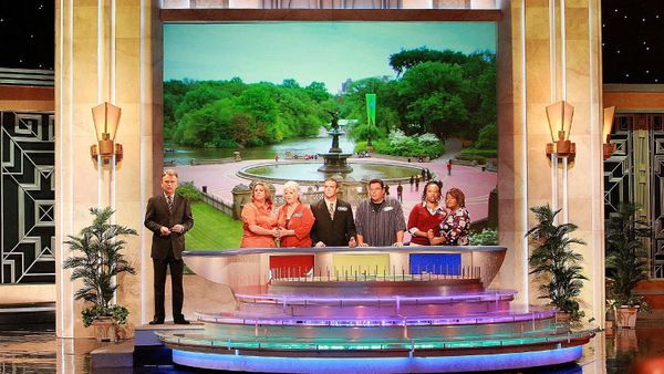 Wheel of Fortune game 2007