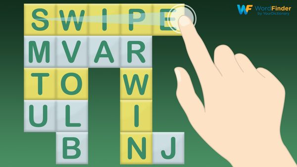 word swipe game squares play to win