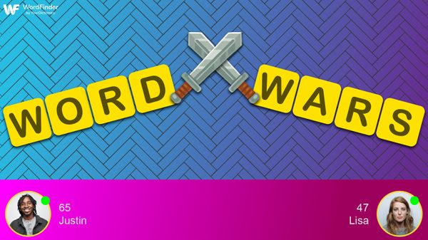 words battling with swords