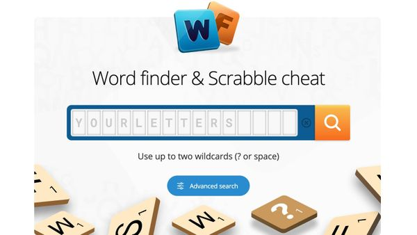 WordFinder's Words With Friends Cheat
