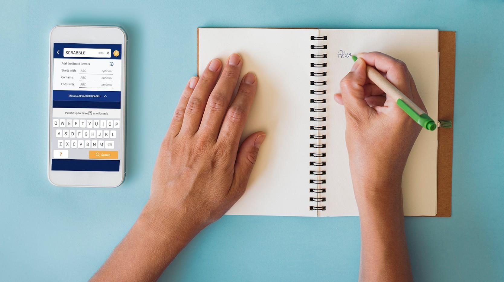 write poetry help with wordfinder app