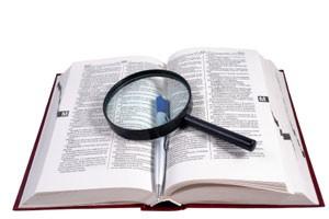 Phonetics Spelling Dictionary