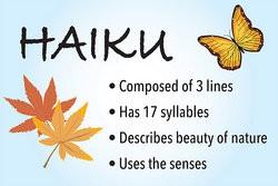 Teach Kids How to Write Haiku